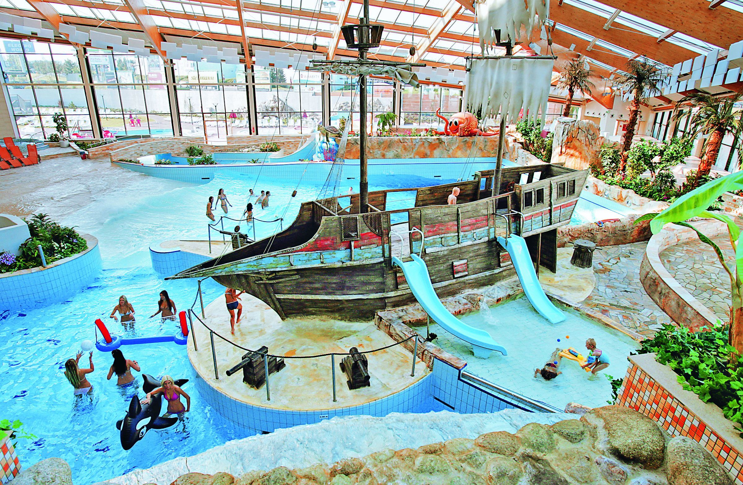 Hotel Mit Wasserpark Mallorca